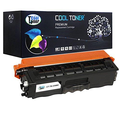 Preisvergleich Produktbild Cool Toner kompatibel Toner TN-326BK TN 326BK TN-326 BK Schwarz Tonerkartusche für Brother HL-L8250CDN HL-L8350CDW HL-L8350CDWT, MFC-L8600CDW MFC-L8850CDW, DCP L8400CDN DCP L8450CDW; 4000 Seiten