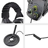 Pyle Schatzsucher 4000 Wetterfeste Pro Metalldetektor System mit Kopfhörer integrierter Schaltungstechnik, PHMD4 -