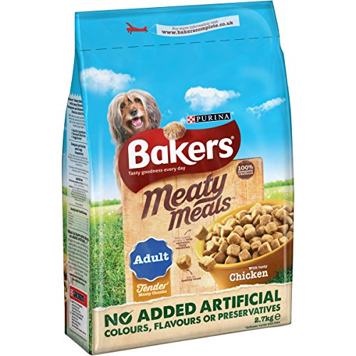 bakers-complete-dog-food-meaty-meals-tasty-chicken-27-kg-pack-of-4