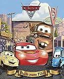 Cars 2: Das Buch zum Film mit magischem 3D-Cover