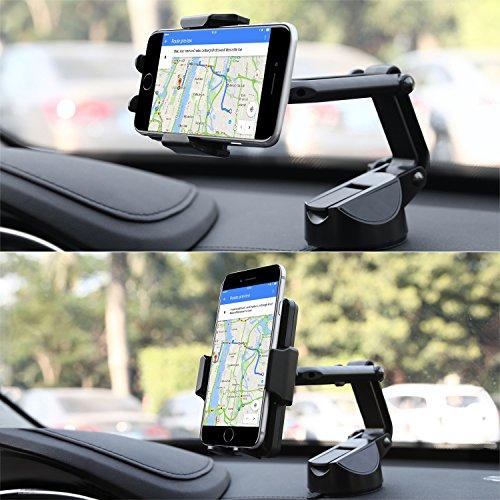 Aukey Handyhalterung Auto HD-C46 Armaturenbrett