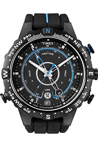 TIMEX T49859SU - RELOJ DE CUARZO PARA HOMBRES  COLOR NEGRO