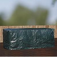 Catral 57010029 Funda de sofá para Exterior, Verde, 84x220x85 cm