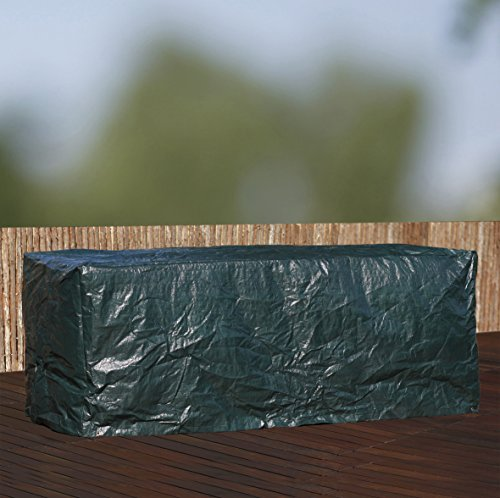 Catral 57010029 Housse de canapé pour extérieur 84 x 220 x 85 cm Vert