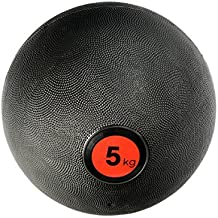 Reebok RSB-10231 Balón medicinal golpeo, Negro, 5 kg