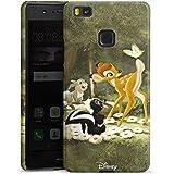 Huawei P9 Lite (2016) Hülle Premium Case Cover Disney Bambi Merchandise Fanartikel