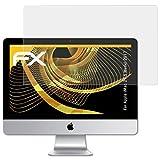 atFolix Schutzfolie für Apple iMac 21,5 Model 2017 Displayschutzfolie - FX-Antireflex blendfreie Folie