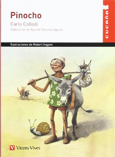 Pinocho (Colección Cucaña) - 9788431690670
