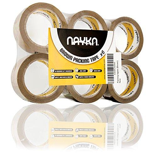 ruban-demballage-marron-nayka-6-rouleaux-adhesif-resistant-pour-le-demenagement-lemballage-les-colis