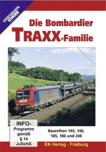 Bild von Die Bombardier TRAXX-Familie
