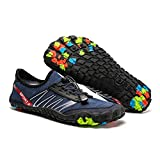 Lacool Mens Women Water Shoes Barefoot Quick Dry for Outdoor Diving Aqua Sports