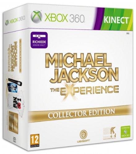 MICHAEL JACKSON - IL VIDEOGIOCO COLLECTOR KINECT