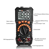 Tacklife DM08 Multimeter Digital Autorange Vo...Vergleich