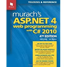 Murach's ASP.NET 4 Web Programming with C# 2010 (Murach: Training & Reference) by Anne Boehm, Joel Murach (2011) Paperback