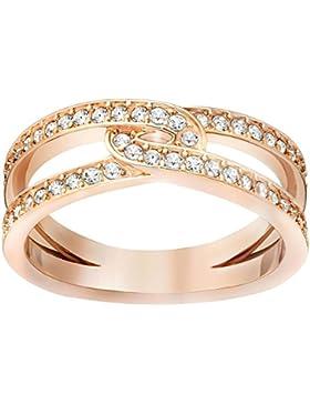 Swarovski Damen-Ring CREATIVITY weiß 5