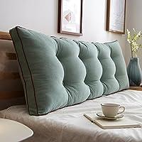 gran tridimensional tridimensional lavable cama cabecero cojines sofs tapizados grandes respaldo color f - Cabeceros Con Cojines