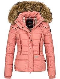 0996aeb00c15 Navahoo warme Damen Winter Jacke Stepp Winterjacke Kurzjacke gefüttert B611