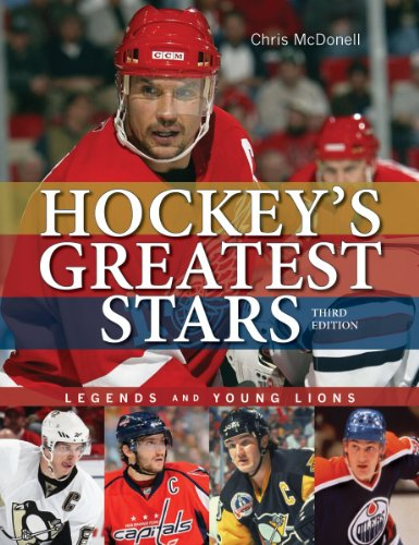 Hockey's Greatest Stars por Chris McDonell
