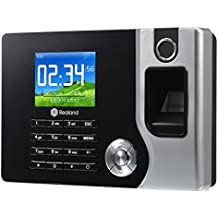HFeng TCP / IP / USB Huella digital biométrica Registrador de reloj de tiempo Asistencia Empleado