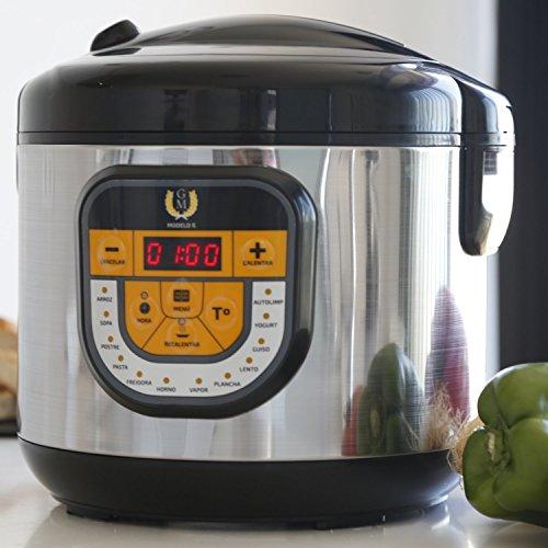 An lisis de gm modelo beta opiniones y precios - Grand master robot de cocina 24h ...