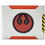 Star Wars Rebel Alliance Pilot Weiß Portemonnaie Geldbörse