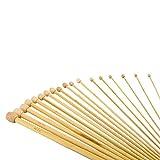 Alcoa Prime 36Pcs 18 Sizes Whiten Bamboo...