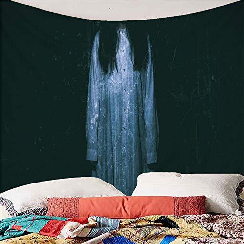 SPPTY Halloween Tapisserie Ghost Wandbehang Hintergrund Wandbehang (150 * 210cm)