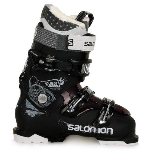 SALOMON Skischuh Kinder Course 70, Größe 24,5, rot: Amazon