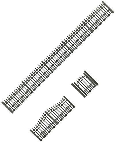 H0 - Recinzione Da Giardino In Ferro