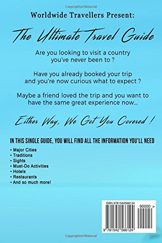 India: Where To Go, What To See - A India Travel Guide: Volume 1 (India, Mumbai, Delhi, Bengaluru, Hyderabad, Ahmedabad, Chennai) [Idioma Inglés]