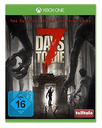 7 Days to Die - [Xbox One] (Horror 360 Games Xbox)