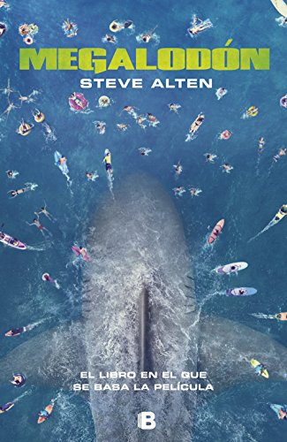 Megalodón por Steve Alten