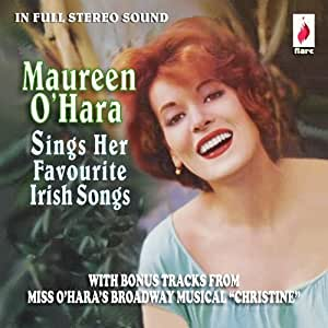 Maureen OHara Sings Her Favorite Irish Songs