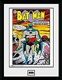 GB Eye LTD, Batman Comic, Robin Dies at Dawn, Photographie encadrée 30 x 40 cm