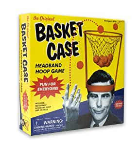 Original Basket Case Headband Hoop Game