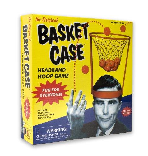 Basket Case - Original Headband Hoop Game
