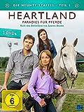 Heartland - Paradies für Pferde: Staffel 9.1 (Episode 1-9) [3 DVDs]