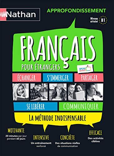 Français pour étrangers - Coffret Approfondissement