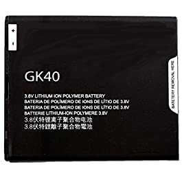 Motorola GK40 2800mAh Battery for Motorola G4 Play, Moto E3, Moto G5
