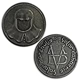 Buy any 2 & get 1 FREE! Silver Iron Coin of the Faceless Man Jaqen H