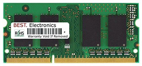 BEST Electronics 8GB Arbeitsspeicher für HP Omen 17-w027ur, Notebook Speicher RAM