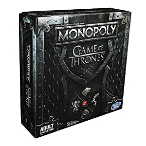 Monopoly Juego de Mesa para Adultos de Game of Thrones 6