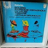 Maurice Ravel / Arthur Grumiaux , Bernard Haitink , Igor Markevitch , Pierre Monteux , Manuel Rosenthal - Bolero / Rapsodie Espagnole / La Valse / Tzigane - Philips - 6580 031