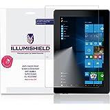 Dell Venue 10 Pro Screen Protector (Venue 10,5000,5050,5055)[2 Pack], iLLumiShield Japanese Ultra Clear HD Film w/ Anti Bubble & Anti Fingerprint Invisible Shield