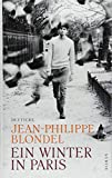 Ein Winter in Paris: Roman von Jean-Philippe Blondel