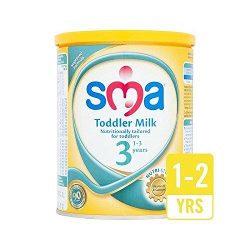 Sma Bambino Il Latte In Polvere 400 G Di 1-3 Anni - Confezione da 6