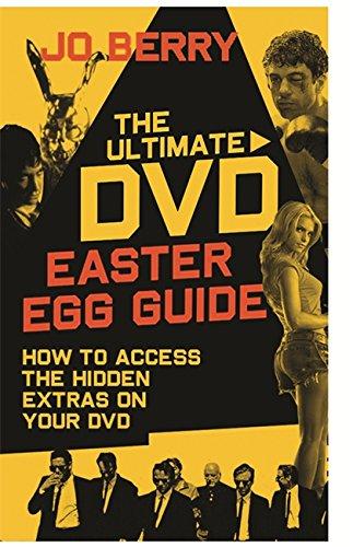 Ultimate DVD Easter Egg Guide Orion Tv Review