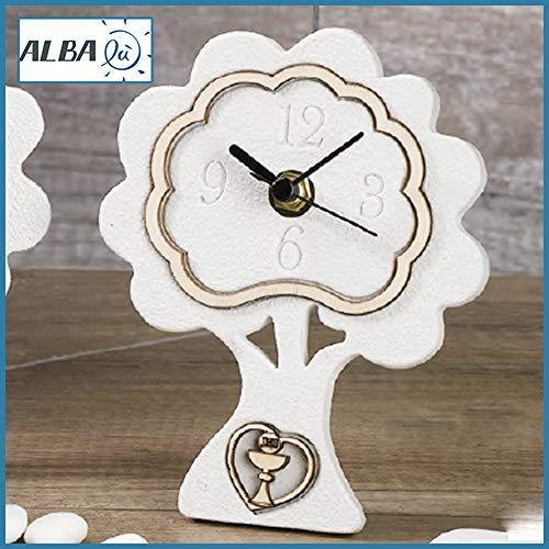 Bomboniere comunione orologio albero della vita calice