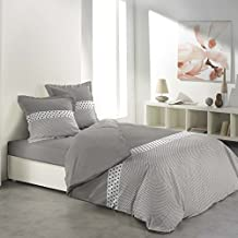 Amazon Fr Housse Couette Taupe