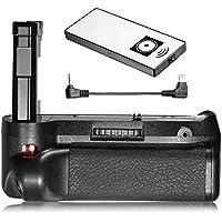 Neewer® Infrared Remote Control Vertical Battery Grip Work with EN-EL14 EN-EL14A Battery for Nikon D3100 D3200 D3300 D5300 SLR Digital Cameras